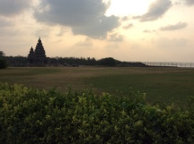 Shore temple 700-728 AD
