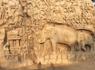 Ajuna's penance