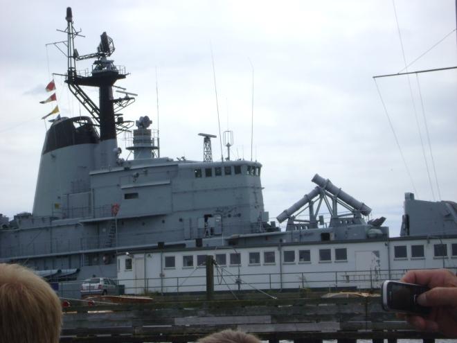 warship copenhagen