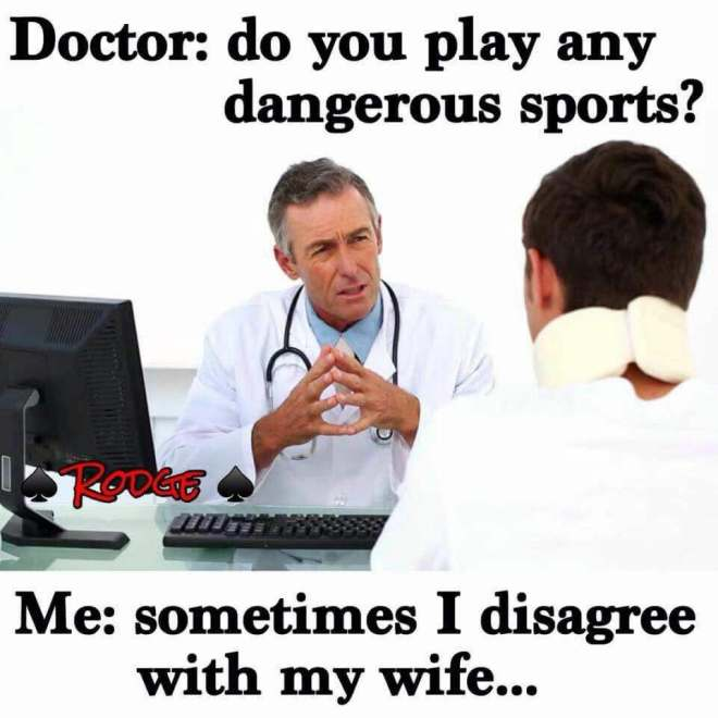 Danger sports